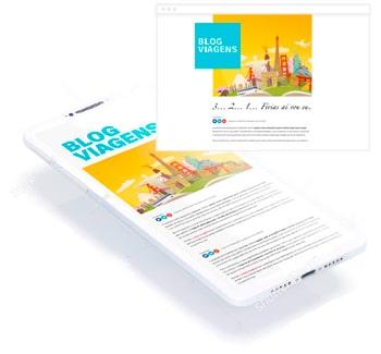 Site de vendas com Design Responsivo para aumentar os resultados