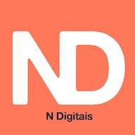logomarca N Digitais - agência de marketing digital em florianópolis